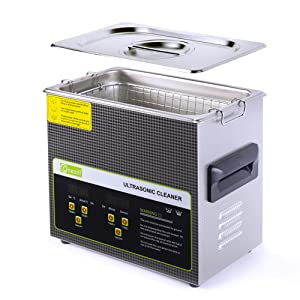 stainless ultrasonic 3l