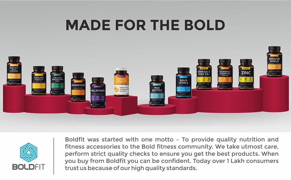 Boldfit Bottles