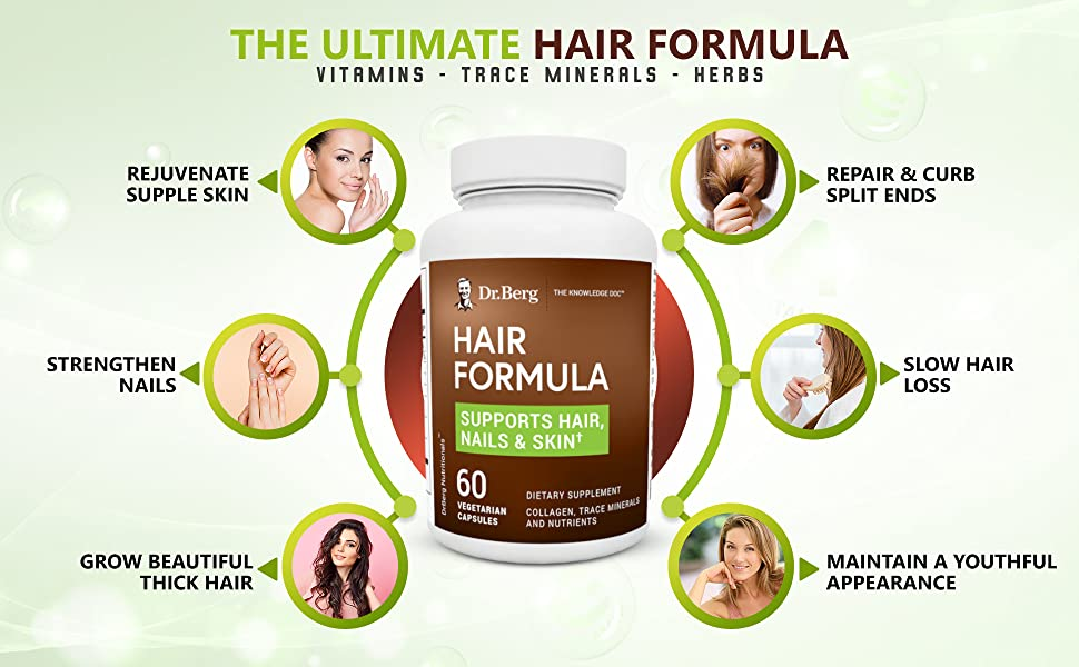 The Ultimate Hair Formula