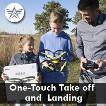 One-touch Take off and Landing
