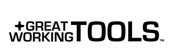Great working tool logo