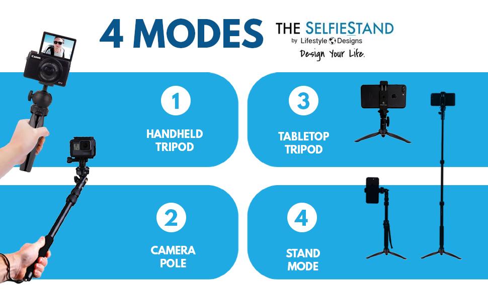 stand 4 modes ebc