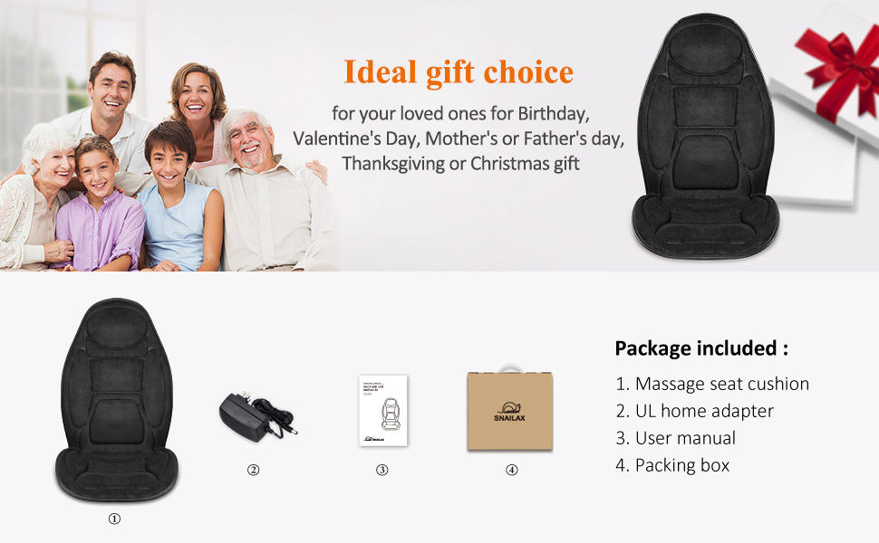 Perfect gift for Birthday, Mother's Day, Father's Day, Thanksgiving and Christmas