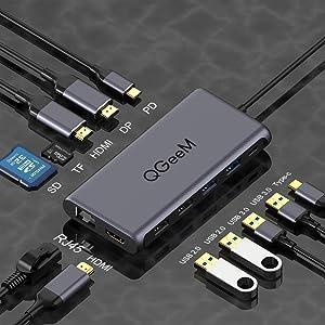 Multifunctional USB-C Hub