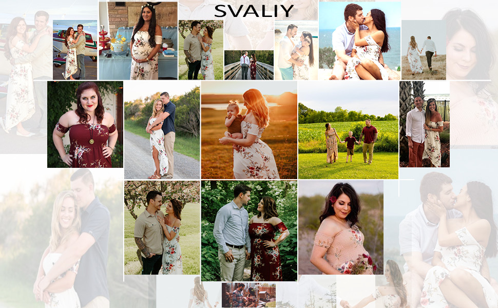 SVALIY wedding party dress