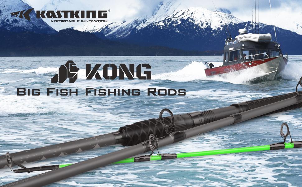 KastKing Kong Big Fish Fishing Rods