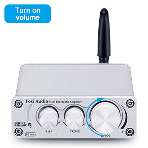 Fosi Audio Bluetooth Amplifier