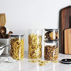 Steel Lid jars