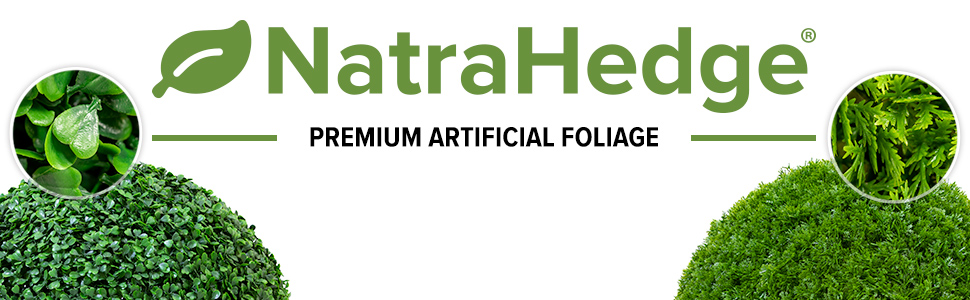 NatraHedge Topiary Balls header image