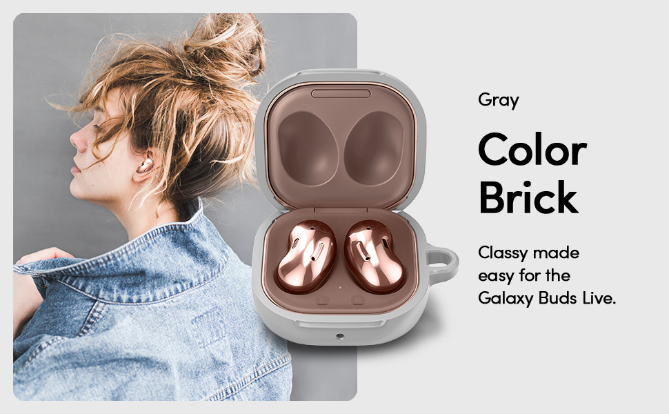 Color Brick for Galaxy Buds Live
