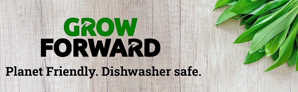grow forward dishwasher safe