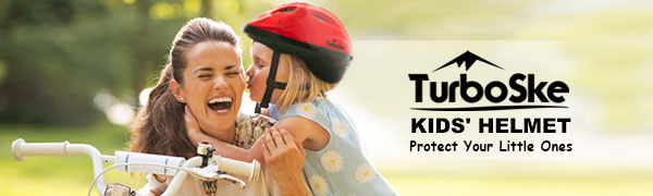 Turboske kid' helmet, protect your little ones
