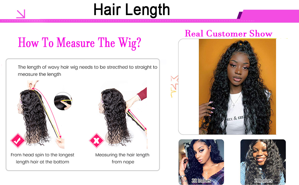wet and wavy lace closure wigs human hair water wave lace closure wigs
