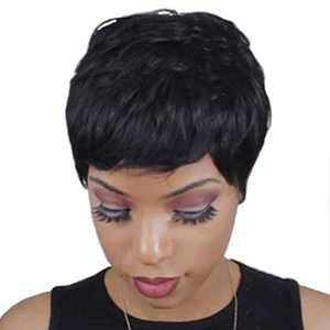 How to wear the human hair wig