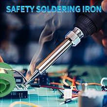 TOAUTO Soldering Iron Station Kit