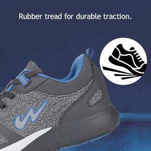 Rubber Tread For Durable Traction