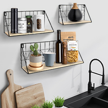 wall mounting shelves