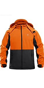 Men's Winter Fall Outdoor Casual Jacket