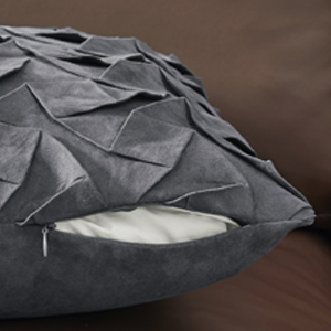 grey 18x18 pillow covers