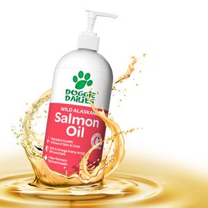 Dog fish oil