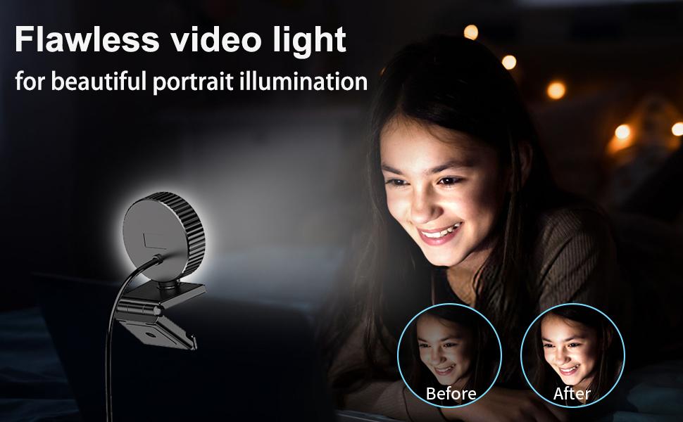 webcam with microphone for desktop 1080p webcam