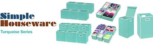 Turquoise Series Home Collection