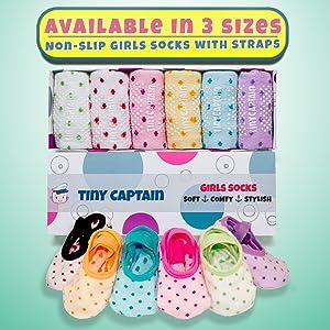 non slip grips kids girls ballerina clothing clothes baby infant present gift xmas winter straps