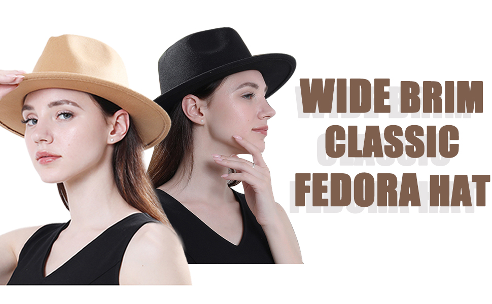 lisianthus women fedora hat