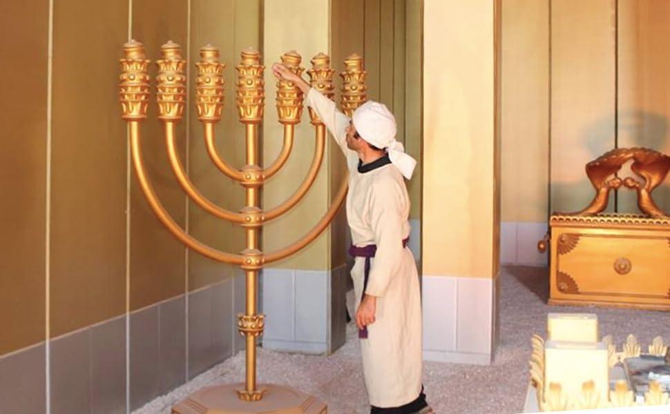 Hanukkah candle holders 0002