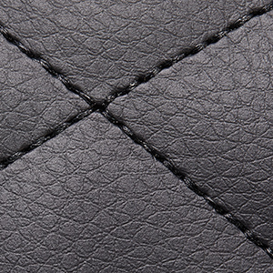 High-grade lychee pattern leather