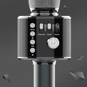 carpool karaoke microphone