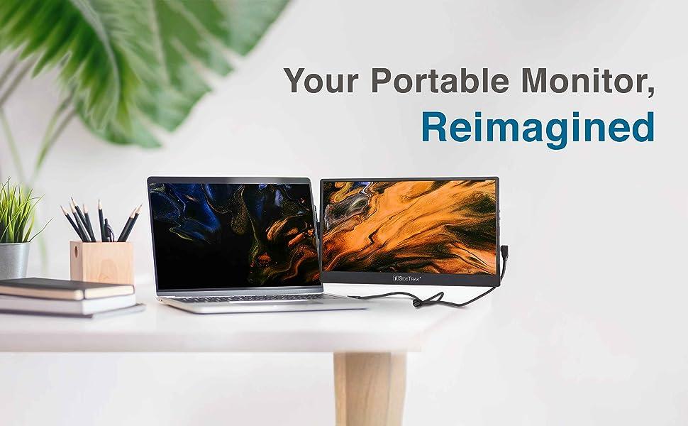 SideTrak Swivel your portable monitor reimagined