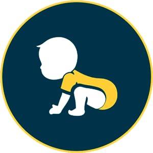 Supported Sitter(サポーティッド・シッター) - 固形食に移行中の赤ちゃんに最適です