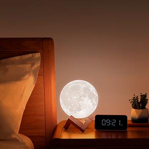 bedside lamp light