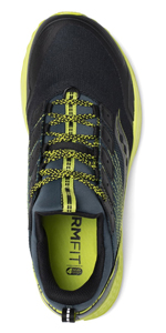 saucony mad river tr trail running shoe in flash
