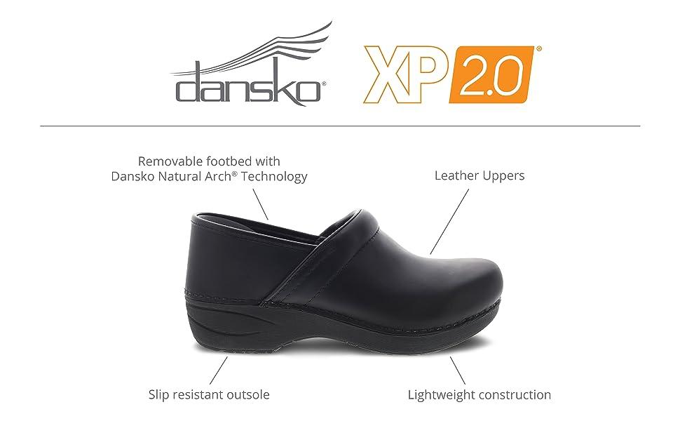 Dansko Women's XP 2.0 Clogs