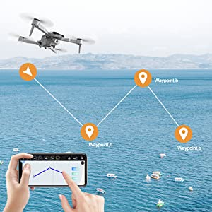 kids  4DRC F3 GPS Drone 4K with FPV Camera Live Video,Foldable Drone for Adults,RC Quadcopter for Beginners,with Auto Return Home, Follow Me,Dual Cameras,Waypoints, Long Control Range,1 Extra Battery+Pack 1e3d2387 bd64 473f b0d5 c43f51dd380d