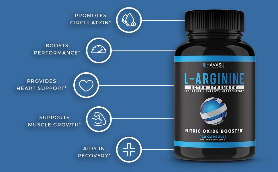 arginine oxide booster