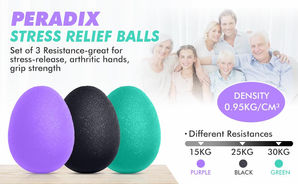 hand strenghthener hand grio stress relief balls