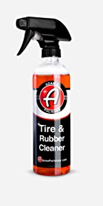 Adam's Tire Rubber Cleaner