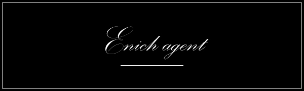 Enich agent ブランドロゴ