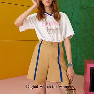 digital watches womens