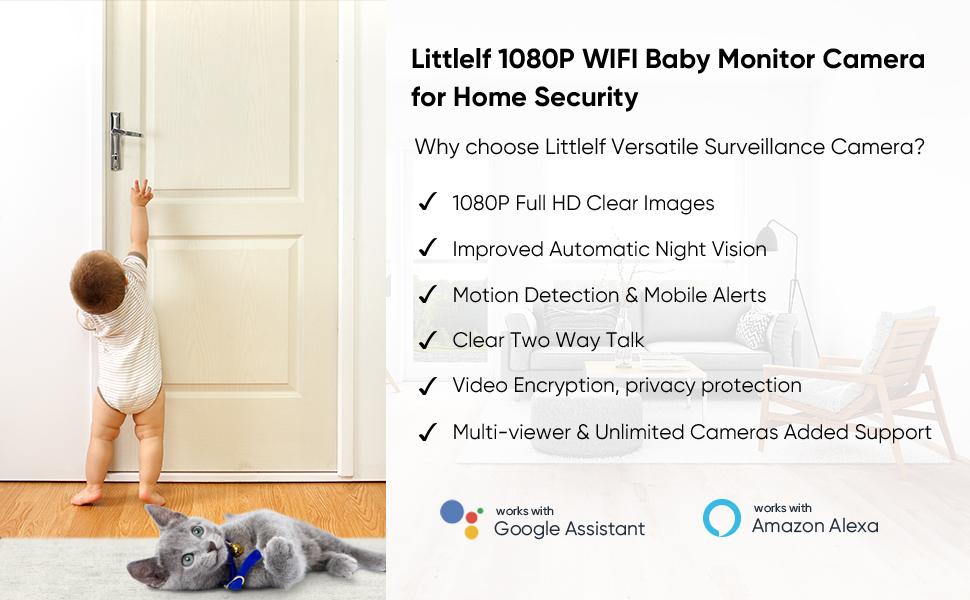 wifi camera indoor