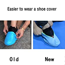 New Rain Shoes Boots Covers