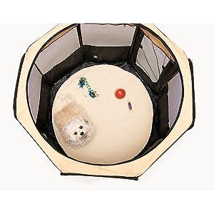 Adley pet playpens are built tough. Quality pet, puppy, dog playpen
