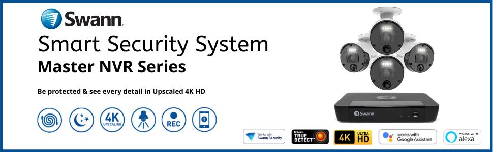 master series security cameras