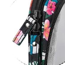 Non-slip zipper
