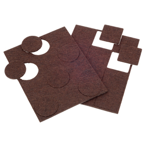 pre-cut felt pads