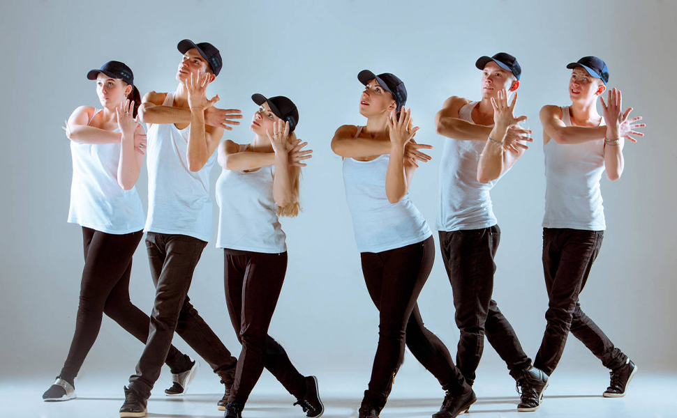 Group Dancing Image