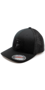 Pull Patch Flexfit trucker cap for removable patches